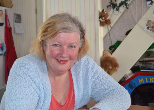 Caroline de Waal neemt opnieuw deel aan de VGR test van de stembureaus
