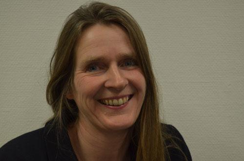 Burfeaucoördinator Annely den Boer