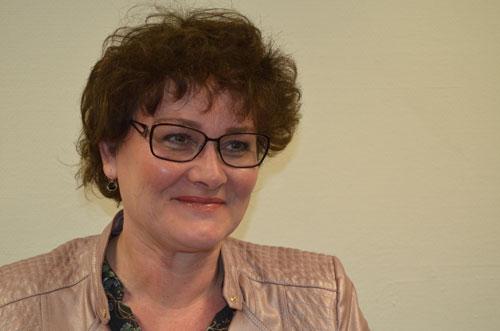 VGR bestuurslid Lia Schop